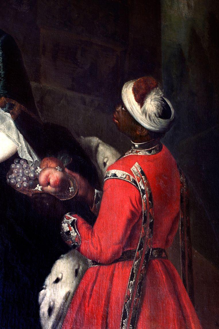 Leopold circa 1725-49 (geboortenaam onbekend), anonieme schilder Beeld Centraal Museum Utrecht