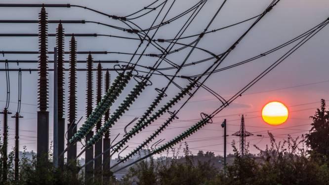 Eén derde van alle elektriciteit verbruikt in april in België kwam uit buitenland