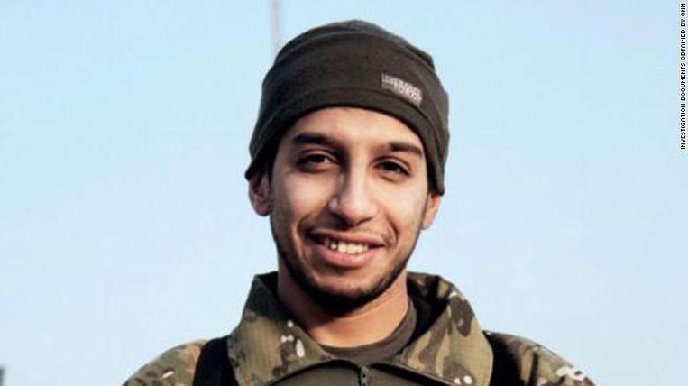 Abdelhamid Abaaoud, die werd gedood na de Parijse terreur, was meermaals veroordeeld voor diefstallen en geweldpleging. Beeld AP