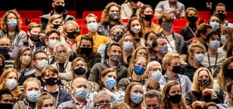 Geen besmettingen tijdens theaterproef Guido Weijers