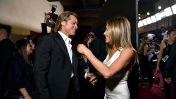 """Dan toch een verzoening? """"Brad Pitt en Jennifer Aniston zijn volop aan het daten"""""""