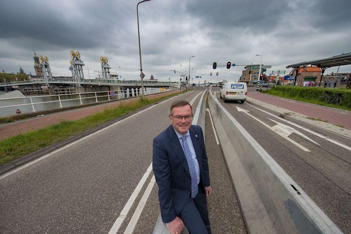 Gerrit Jan Veldhoen, hier nog als wethouder van Kampen.