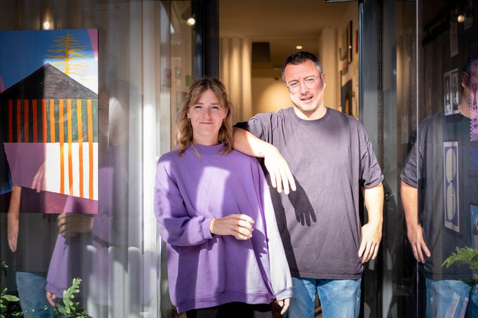 MECHELEN Jolijn Gyssels en Bart Lenaerts openen kunstgalerie Muro