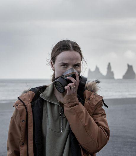 Prachtig en onheilspellend IJsland maakt indruk in Katla