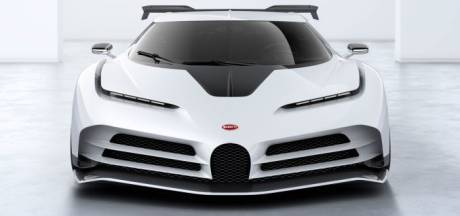 Deze nieuwe Bugatti kost evenveel als 56 Porsches 911