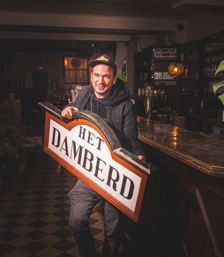 """Jonas (31) neemt legendarisch jazzcafé Damberd over: """"Tijdens een crisis moet je investeren"""""""
