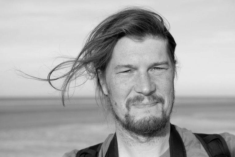 Wouter Halfwerk, evolutiebioloog aan de Vrije Universiteit. Beeld Peter Lindenburg