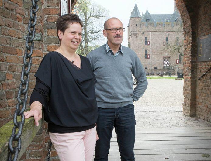 Eveline Claassen en Geert Claassen.