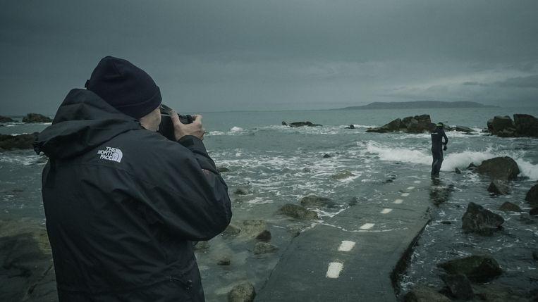 Beeld uit 'OdysSea', een film over de Magnum-fotograaf Carl De Keyzer.