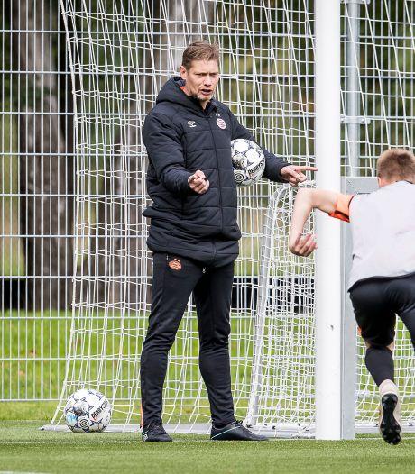 PSV vertrouwt belangrijke klus toe aan routinier Theo Lucius