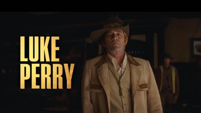 Luke Perry speelde laatste rol in genomineerde film, maar geen herdenking voor hem op Oscars