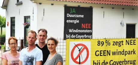 Groen licht voor vier windmolens Schalkwijk of wéér uitstel: spannende dag voor Windpark Goyerbrug