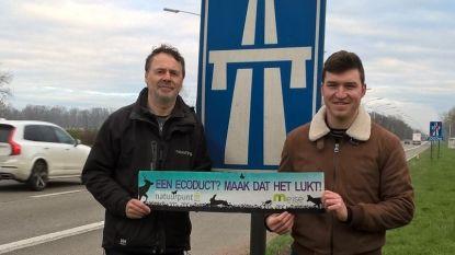 """Gemeente en Natuurpunt pleiten in brief naar ministers voor ecoduct: """"A12 vormt onoverbrugbare barrière voor de natuur"""""""