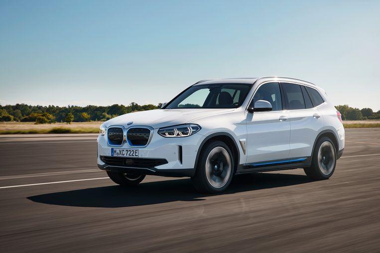 BMW iX3 Beeld