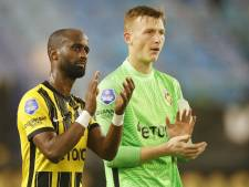 Vitesse-keeper Schubert na 'wondergoal' Seuntjens: Fout vind ik een groot woord