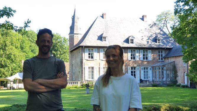 Na Louis, Flor en Gaston nu Marcel: Steffi en Piet-Hein openen vierde horecazaak op domein van kasteel Tielenhof
