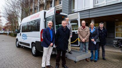 OCMW neemt eerste liftbus op CNG in gebruik