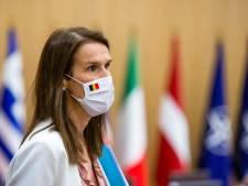 Le PS et Ecolo veulent sanctionner Israël, Wilmès appelle au calme