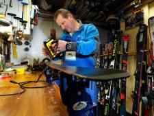 Ongekend rustig bij Skiservice Montferland: elk jaar was het drukker, tot deze winter