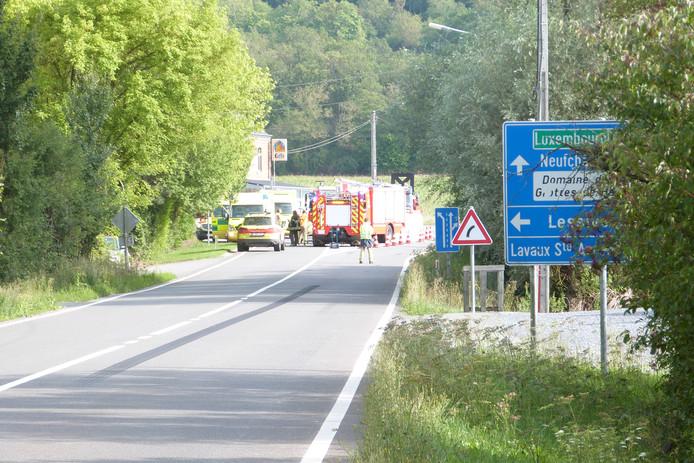 Het ongeluk vond plaats op een volgens weggebruikers onoverzichtelijke kruising.