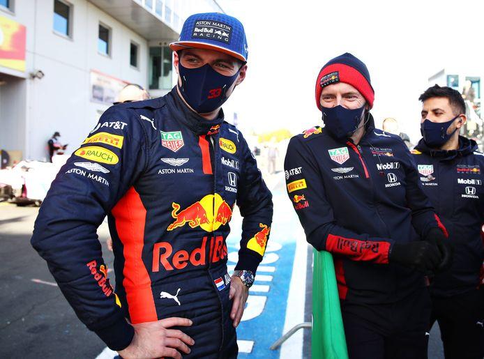 Wat kan Max Verstappen vandaag in de kou?