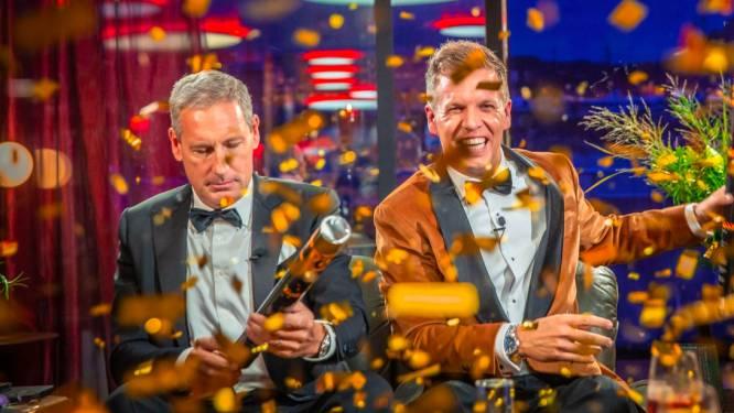 'Gert Late Night' keert niet terug dit voorjaar, maar Gert en James pakken wel uit met 'De Cooke & Verhulst Show'