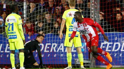 VIDEO. Verrassing op Le Canonnier: zwak Gent met 3-1 ten onder tegen Moeskroen
