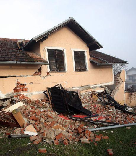 In Kroatië trilt de aarde door: 'Mijn huis ging gewoon liggen, in 5 minuten was het klaar'