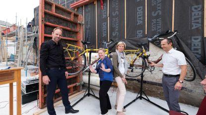 't Atelier bouwt fietswinkel op Battelsesteenweg