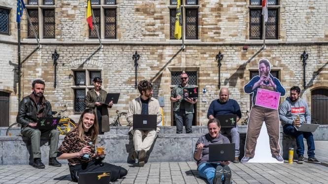 Rosse Buurten gaat 'viriel': productiehuis Cirq zorgt voor online show