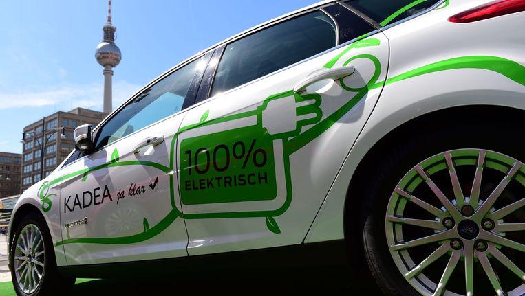 Ook Ford Gaat Voor Elektrische Wagens Nieuws Hln