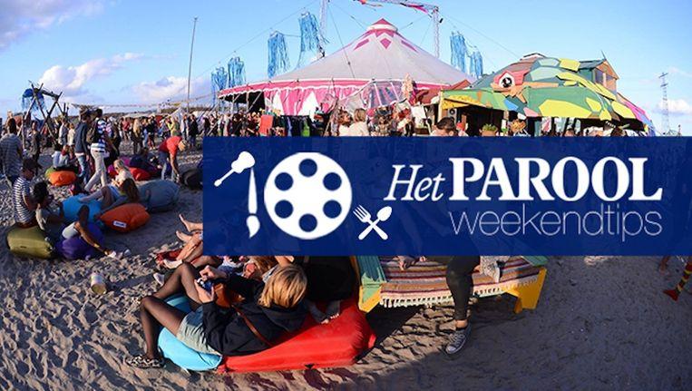 Magneet Festival Beeld Het Parool