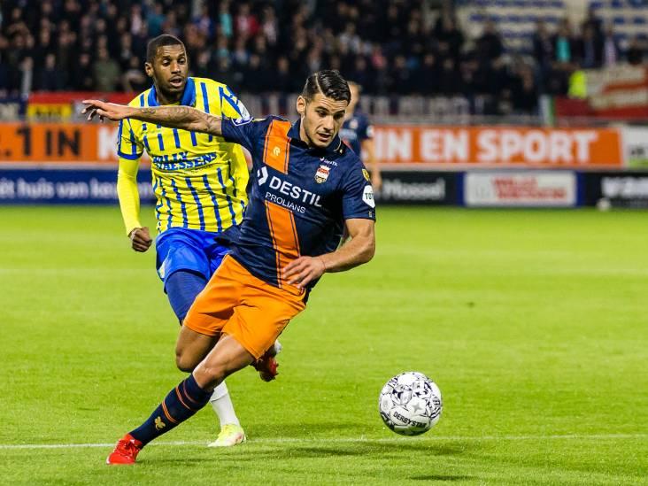 LIVE | Köhlert wederom de Willem II-linksback in bekerclash, RKC met flink gewijzigd team
