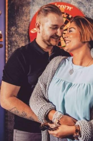 'Dancing Dimi' wordt papa: Dimitri Van den Bergh en vriendin Evi in verwachting van eerste kindje