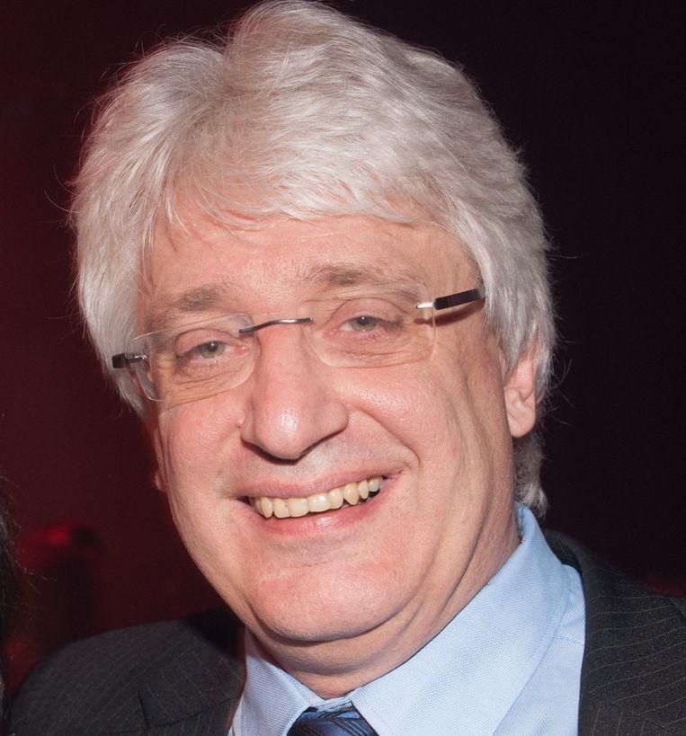 Topambtenaar Frank Robben. Beeld rv
