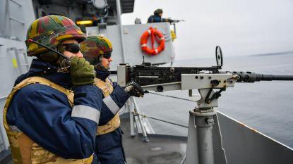 """Twee Russische bommenwerpers vliegen laag over Belgisch marineschip: """"De Russen testen onze waakzaamheid en gaan elke keer stapje verder"""""""