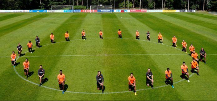 De PSV-selectie maakt een statement