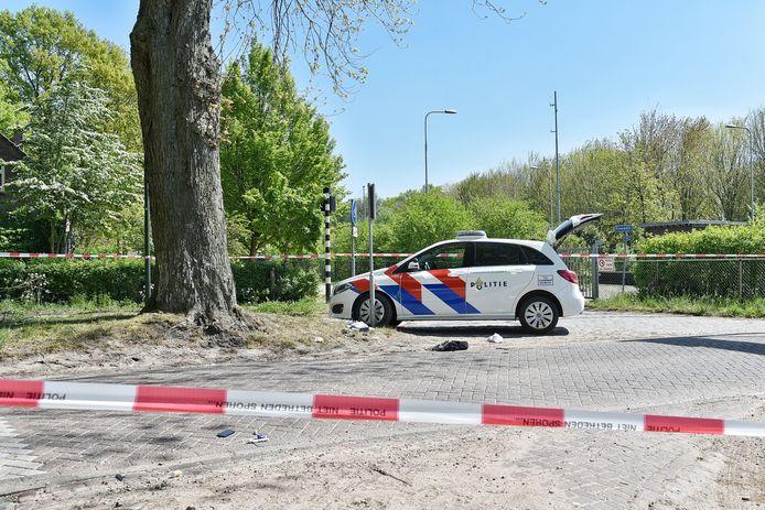 Agent neergestoken, verdachte neergeschoten Haghorst