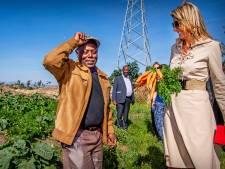Máxima onder de indruk van Habesha-brouwerij in Ethiopië