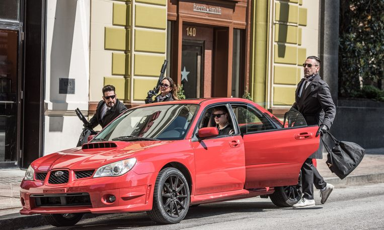 Baby Driver Beeld rv