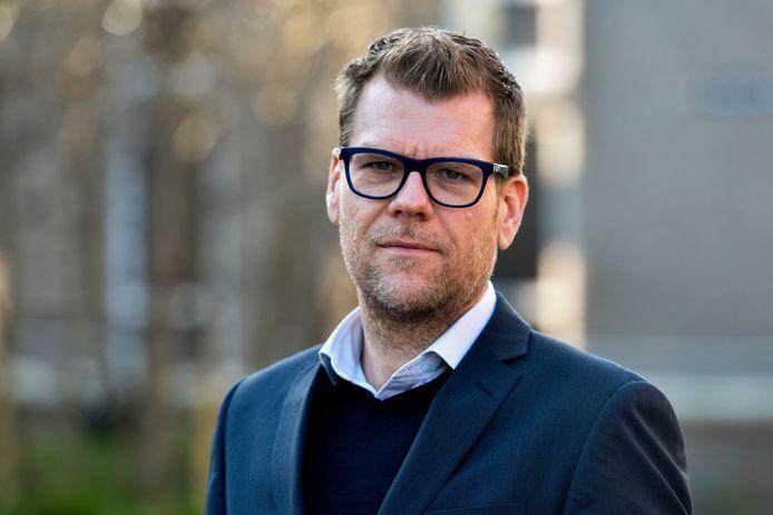 Ruud van Eeten, directeur van Tiliander en Den Boogaard