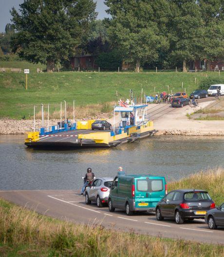 Veerdienst tussen Doornenburg en Pannerden mogelijk deze week weer in de vaart