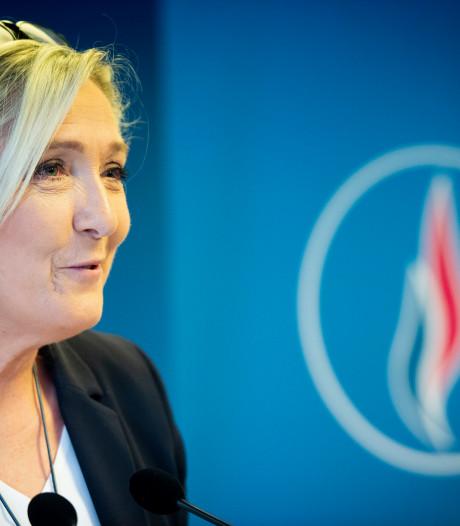 Marine Le Pen réclame le départ du préfet de police de Paris