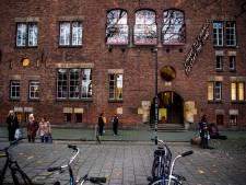 Willem de Kooning Academie haalt pro-Palestina spandoeken weg: 'Bezorgdheid kan bedreigend overkomen'