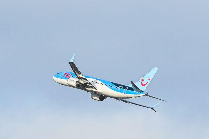 Un avion TUI Fly s'envole de Zaventem (archives).