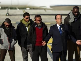 Le Pen klaagt over kleding en baard vrijgelaten gijzelaars