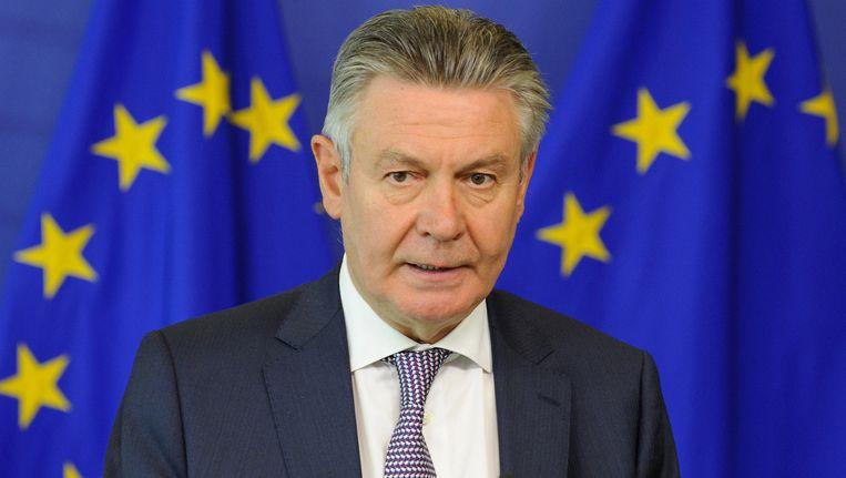 Voormalig eurocommissaris Karel De Gucht (Open Vld).