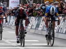 Exploit et première victoire pro pour le jeune Belge Mauri Vansevenant
