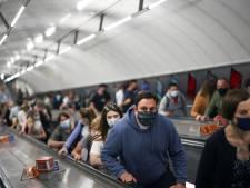 Des Londoniens chutent et meurent dans le métro, par peur d'attraper le Covid?