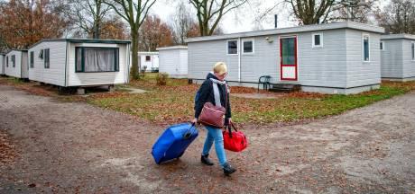Vakantiepark Droomgaard in Kaatsheuvel zit weer binnen regels voor huisvesting arbeidsmigranten